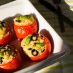 Rajčice punjene kvinojom