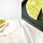 No bake cheesecake s kiwijem